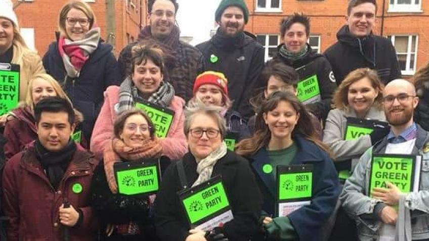 London Young Greens: Autumn Gathering