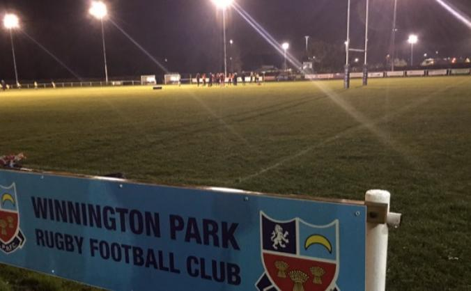 Wprfc - floodlight appeal image