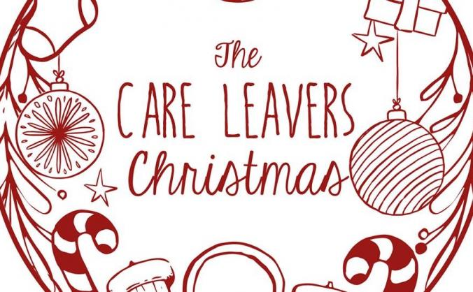 The care leavers christmas 2018 image