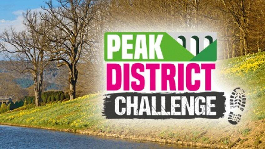 Kirsty's peak district challenge - LIVER TRUST