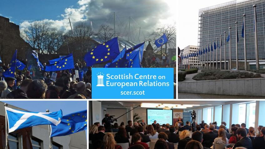 Scotland & the EU: Disruption, Continuity & Change