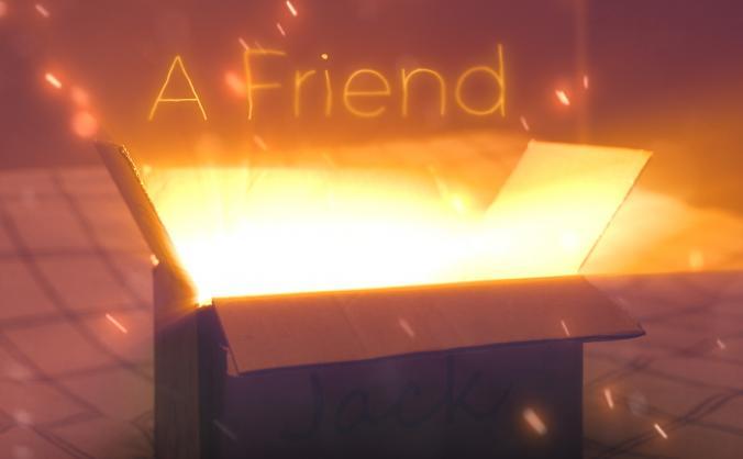 A friend image