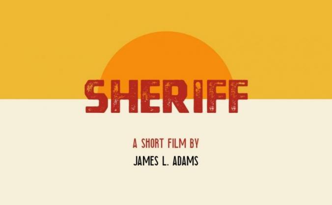 Sheriff - a short film image