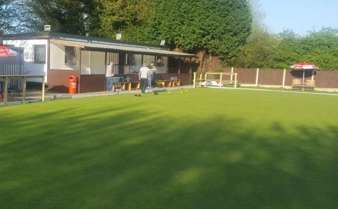 The purchase of tutbury bowls club image