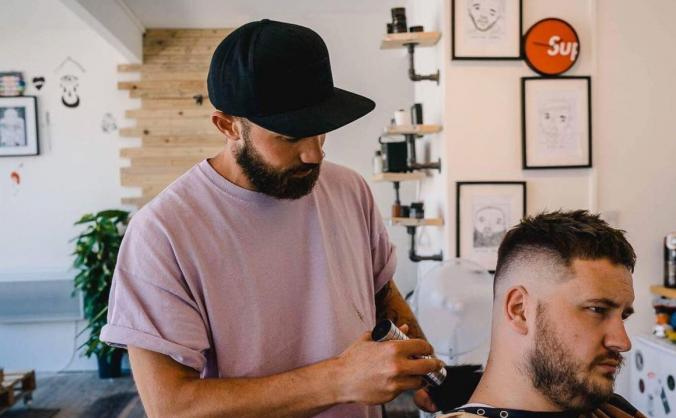 Help relaunch that barber in 2019 image