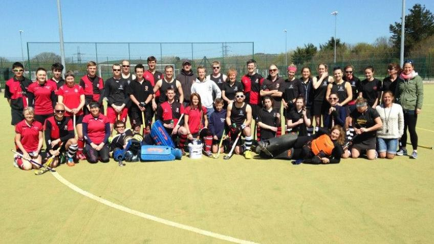 Securing the future of hockey in South Dorset