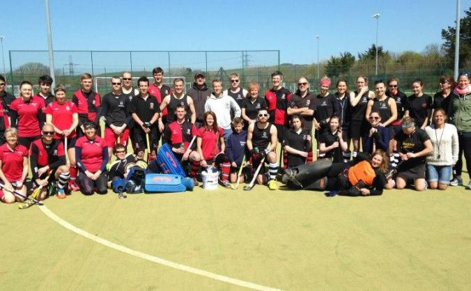 Securing the future of hockey in south dorset image