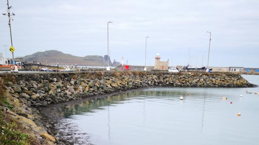 Howth Harbour Seabin Project Keep Seas Clean