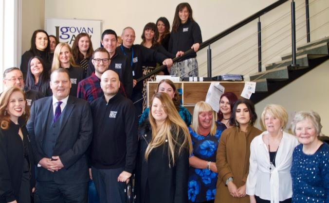 Govan law centre: women's homelessness project image