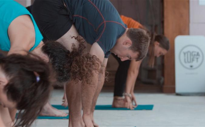 Yoga loft plymouth image