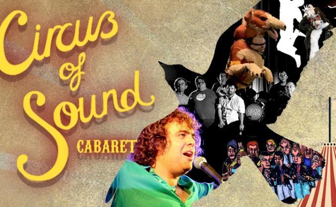 The circus of sound cabaret image