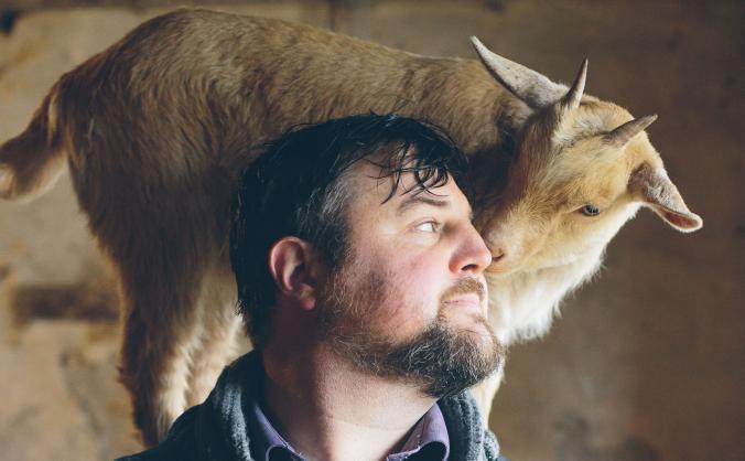 Gartur stitch farm goat fund me image