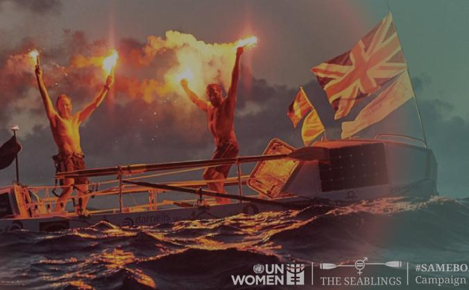 Rowing the atlantic ocean for a gender just world image
