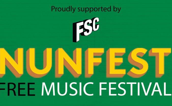Help make nunfest music festival happen! image