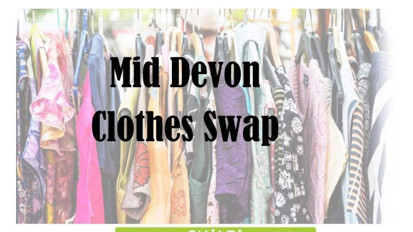 Mid Devon Clothes Swap