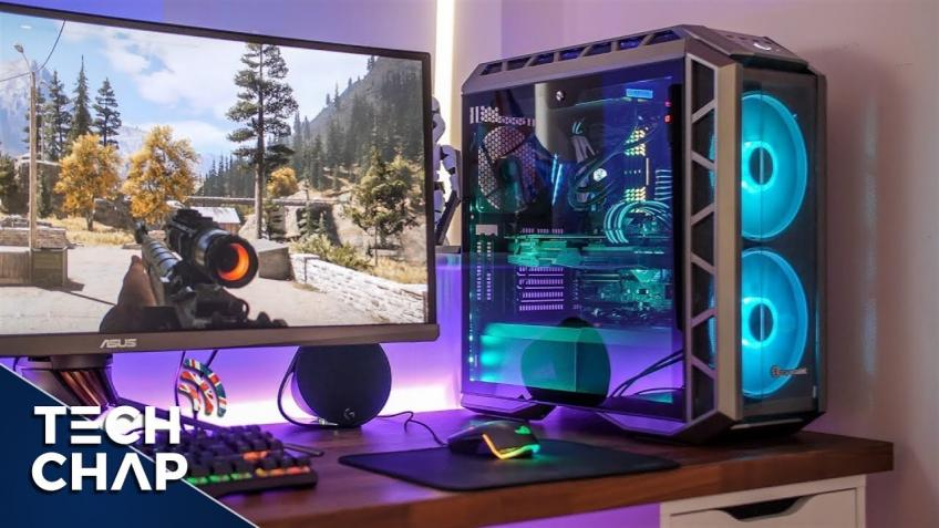 Pc and Monitors