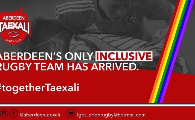 Aberdeen taexali rugby fundraiser image