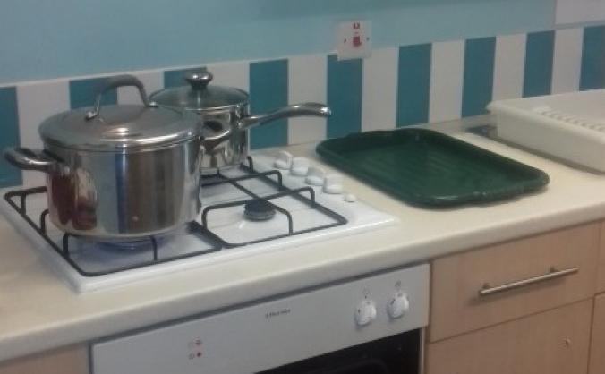 Community kitchen image
