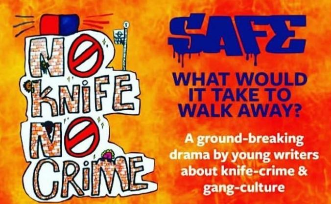 Safe theatre project for young people image