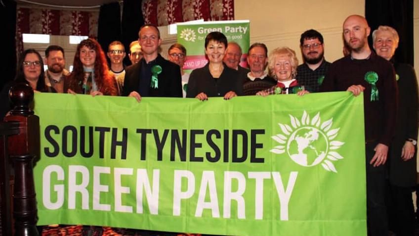 Lets get South Tyneside's first Green Councillor!