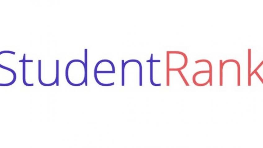 StudentRank - Created by students. For students.