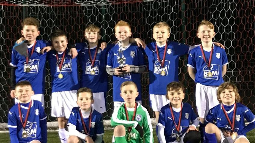 Tranmere Rovers FC Elite U10's Germany Tour 2019