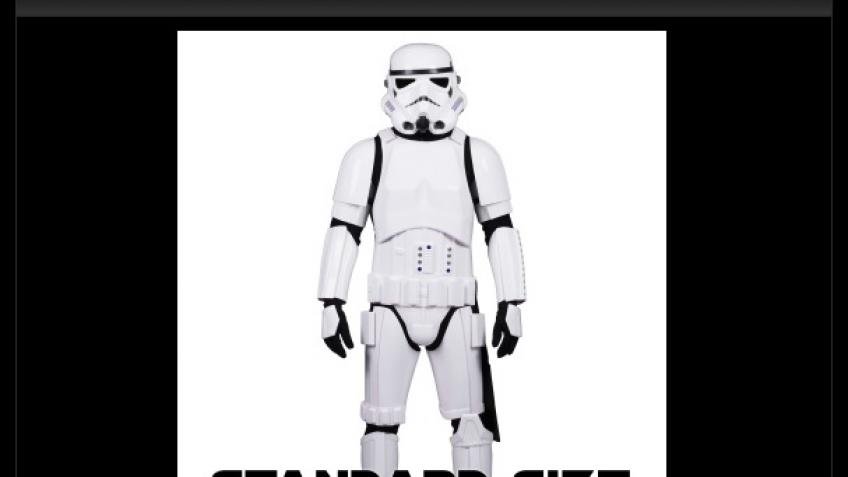 Storm Trooper Suit