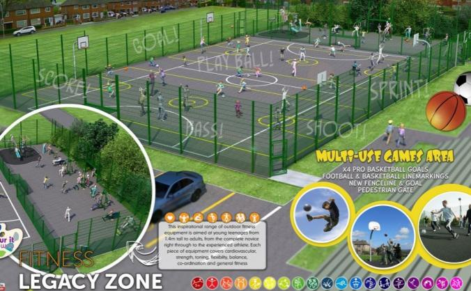 Regenerate our community area in westhoughton image