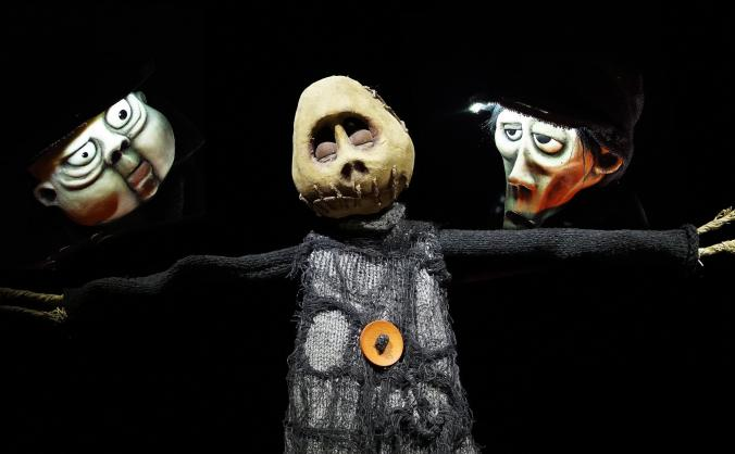 Newcastle puppetry festival 2019 fundraiser image