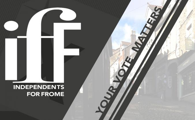Independents for frome: 2019 campaign image