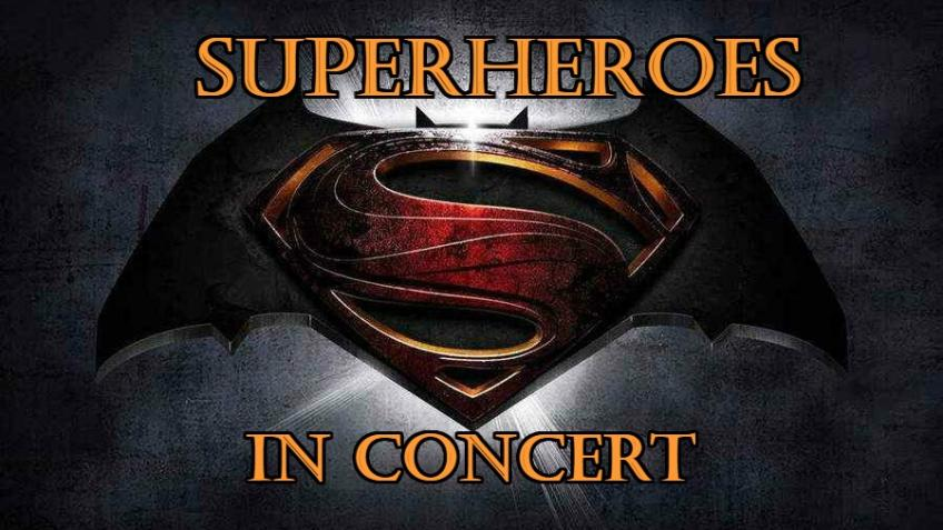 Superheroes and Other Screen Favorites in Concert