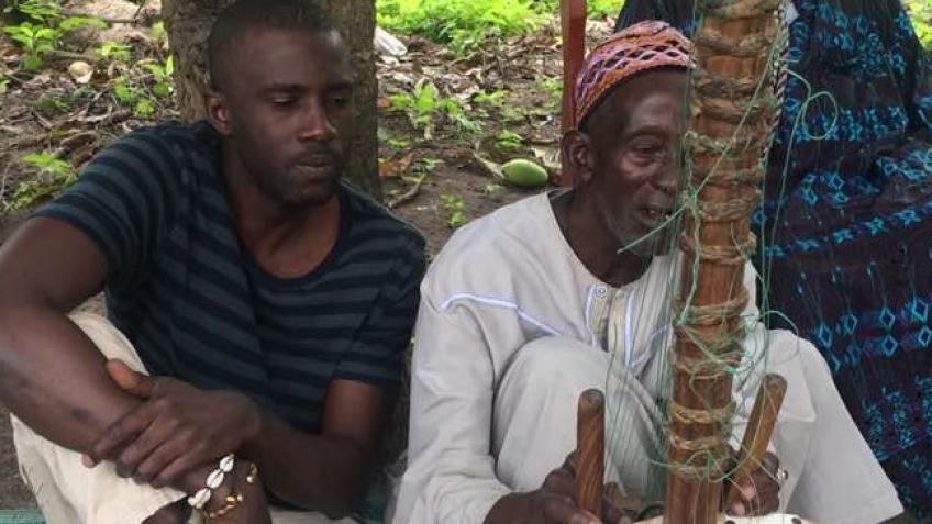 Preserving the W African Griot Kora Tradition
