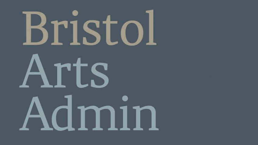 Bristol Arts Admin - Support Hub