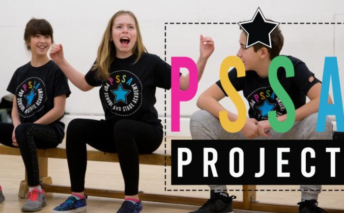 The pssa project image