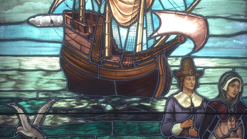 Mayflower 400: Legends and Legacy