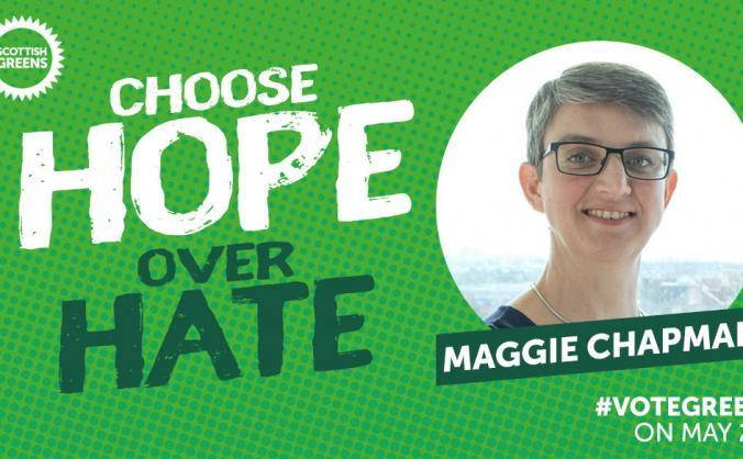 Help elect the scottish greens' first mep image