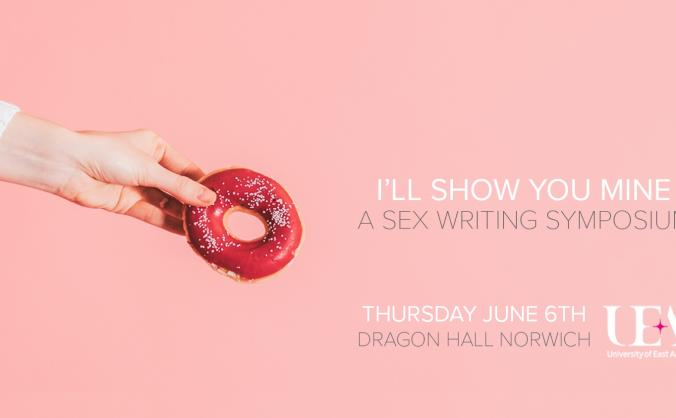 I'll show you mine: a sex-writing symposium image