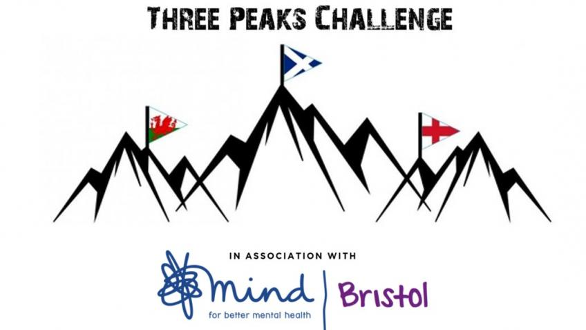 National 3 Peaks Challenge for Bristol Mind