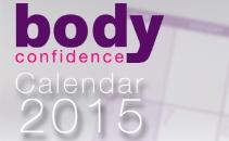 Body Confidence Calendar 2015