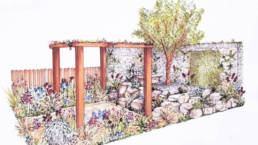Help bring Emilys Show Garden dream to life!