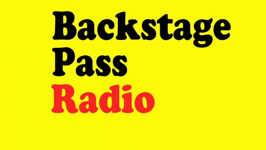 c070338696f Backstage Pass Radio - Giving you Access All Areas - a Music ...