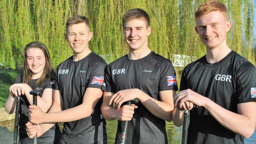 U18/24s GB Dragonboat Paddlers Need You!