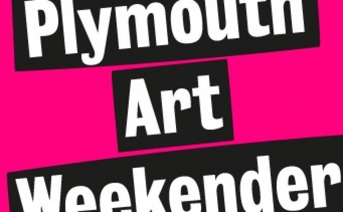 Plymouth art weekender 2019 image