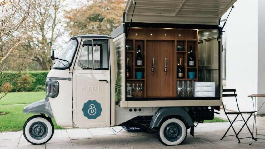 Bubbles and Beans - Mobile Prosecco & Coffee van