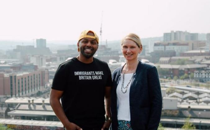 Help magid be our first green mep image