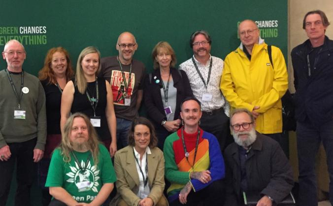 Support east midlands greens in the euro elections image