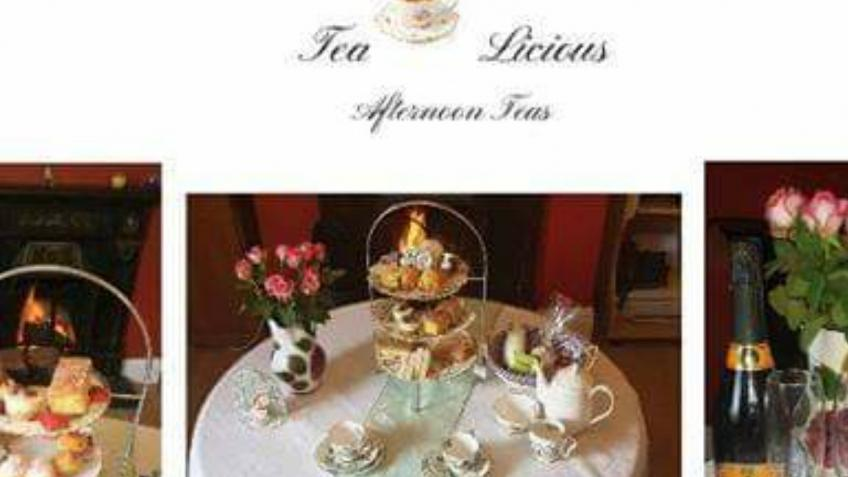 TeaLicious Afternoon Teas