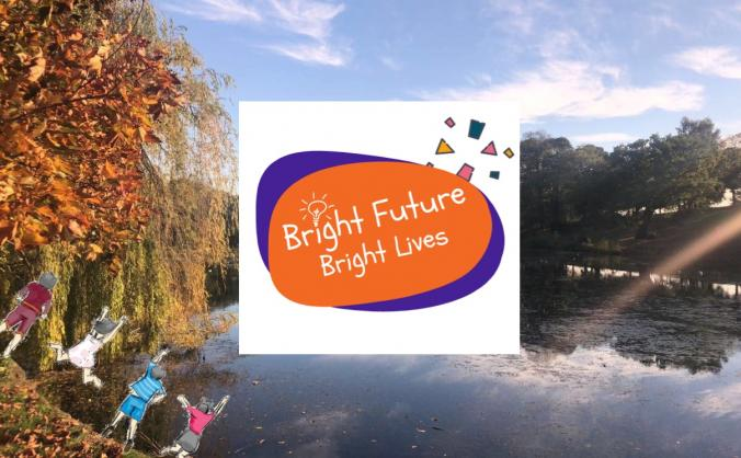 Creating bright futures - empowering the youth image