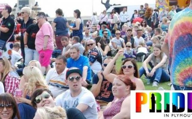 Plymouth pride 2019 image