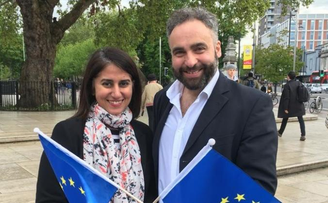 Let's get two lambeth greens elected as meps image